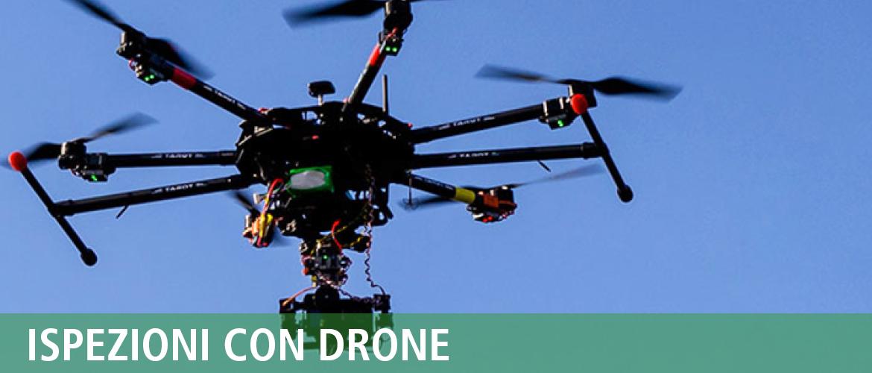 Sorveglianza con Drone