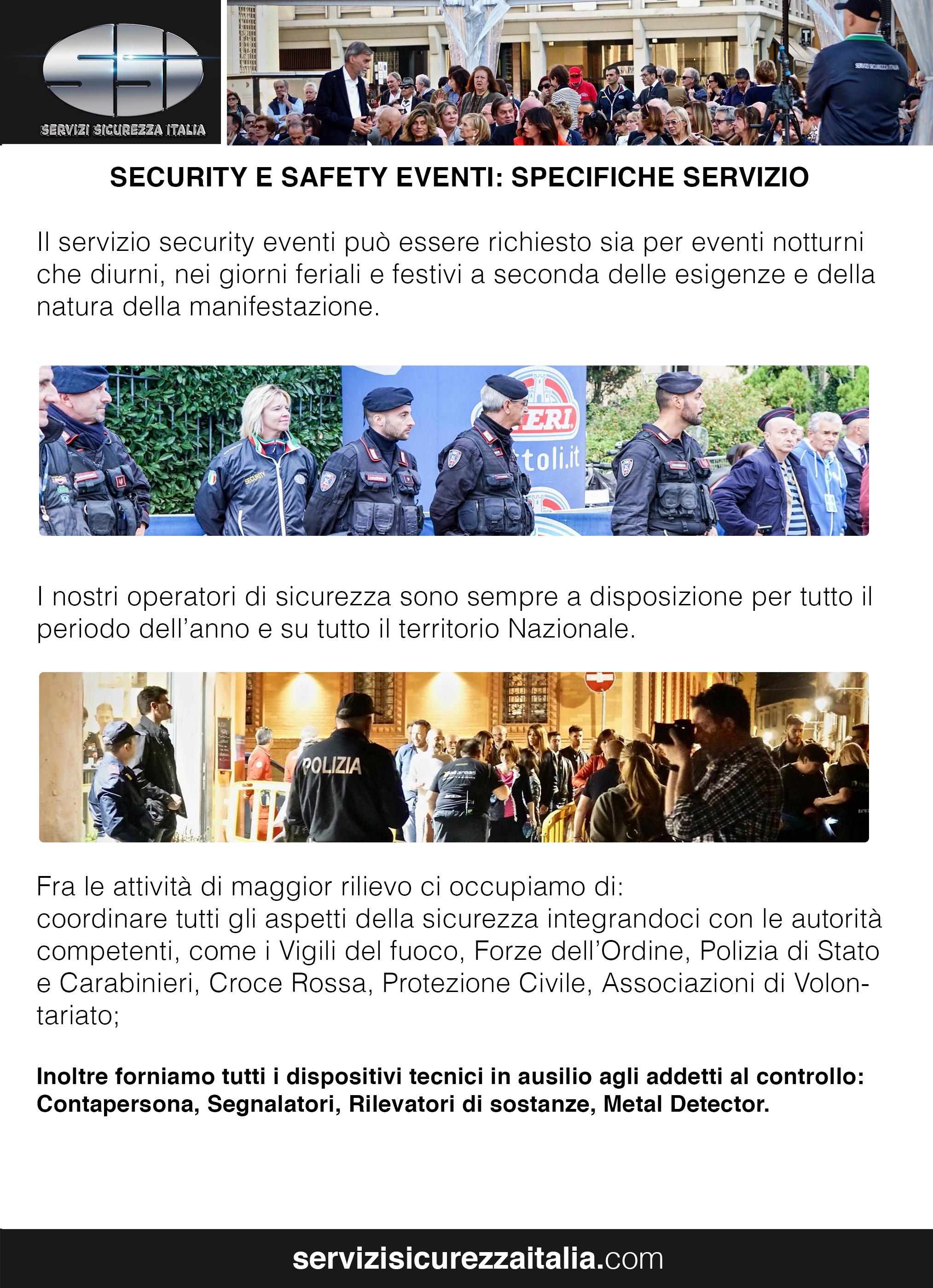 Servizi Sicurezza Italia Poviglio servizi sicurezza italia news sempre aggiornati nelle nuove